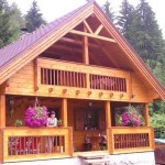 Case in legno Trentino