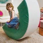 Una casa a misura di bambino: il soggiorno