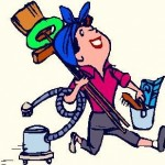 Pulire casa: cosa pulire una volta alla settimana