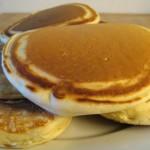 Dei buonissimi pancakes, un po' particolari!