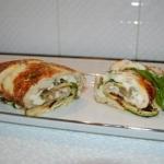 Usiamo la nostra frittata per creare una ricetta particolare