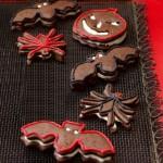 Dolcetti per Halloween: i sandwich mostruosi al cioccolato!