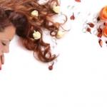Maschera per capelli fatta in casa
