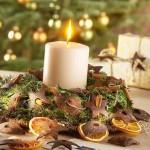 Decorazioni natalizie ecologiche e fai da te