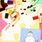 Biglietti natalizi: doni da creare con i vostri bambini