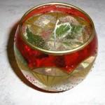 Candele fai da te per un Natale luminoso e romantico