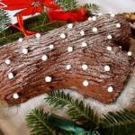 Un buon dolce per il periodo natalizio: il tronchetto di natale!