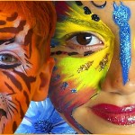 Make-up di carnevale fai da te