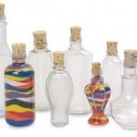 Ecco come riutilizzare le bottigliette di vetro vuote
