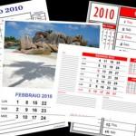Tante idee per riutilizzare i calendari vecchi
