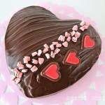 Mud cake: perfetta per san Valentino!