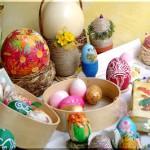 Decorazioni di Pasqua fai da te