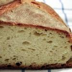 Pane pugliese fatto in casa