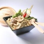 Specialità thailandese: curry verde Thai, che bontà