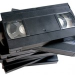 Ecco come riciclare vecchie videocassette