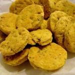 Come fare i biscotti salati al formaggio