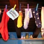 Come riutilizzare i calzini spaiati