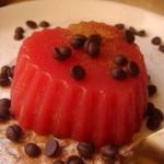 Budino alla frutta fatto in casa