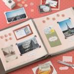 Creare un album fotografico con le buste di carta