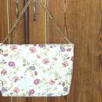 Come trasformare una tovaglia in una borsa alla moda