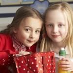 Porta-merenda fai da te per i bambini