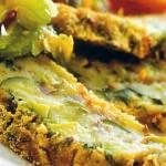 Polpettone di zucchine: leggero e vegetariano
