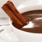 Una calda cioccolata per riscaldarsi