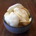 Cucina cinese: come fare le nuvole di gamberi