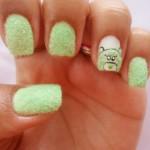 Avete cura delle mani? Ecco il Fuzzy nail!