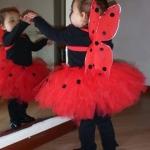 Come realizzare un costume da coccinella