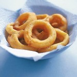 Cipolle fritte: versione classica e alla paprica
