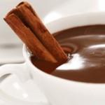 Cioccolata calda aromatizzata