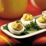 Cosa fare quando nel frigo ci sono solo uova?! Ecco un'idea!