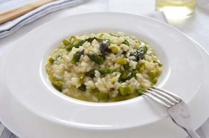 Risotto agli asparagi
