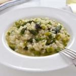 Risotto con asparagi: semplice e gustoso