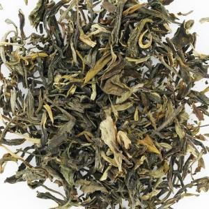 foglie tè