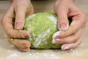 pasta sfoglia verde