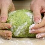 Come fare la pasta sfoglia di spinaci