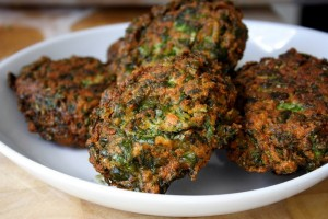 polpette asparagi