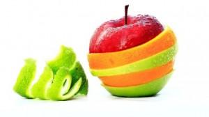 buccia frutta