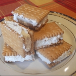 Come fare in casa il gelato al biscotto