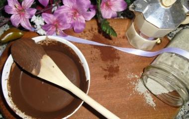 impacco cacao e caffè