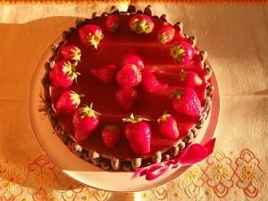 cheesecake all'italiana