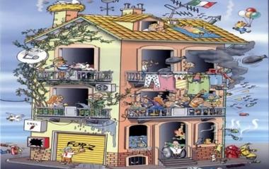 condominio condivisione spese
