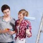 Come imbiancare casa senza errori
