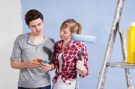 Come imbiancare casa senza errori - Imbiancare casa fai da te ...