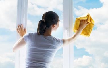 Detergente vetri fai da te