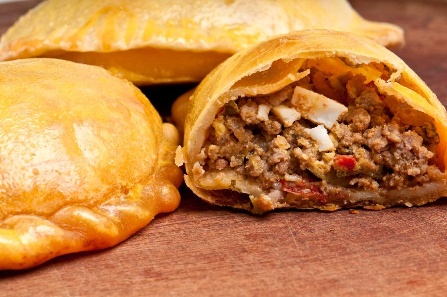 Argentine empanadas recipe dishmaps for Argentinian cuisine