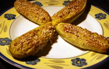 zucchine al tofu