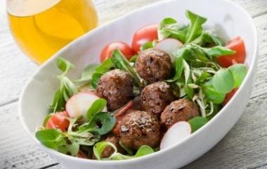 Ricetta vegetariana: polpette vegetariane molto gustose